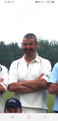 Steve Pugh in 2011