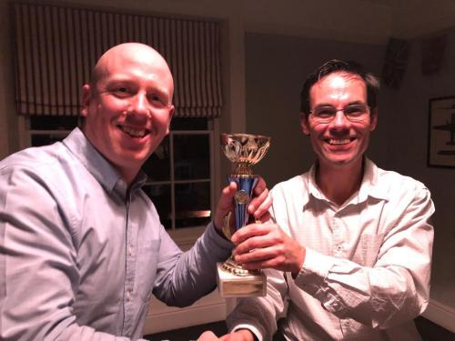 Stu Applewhite, Batsman of the Year 2019 (for playing his best innings when hungover).
