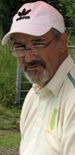 Steve Pugh in 2018
